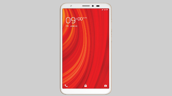 LAVA launches Z60s in India, priced at Rs 4949