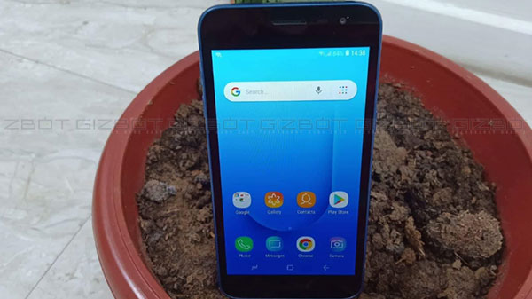 Samsung Galaxy J2 Core First impressions