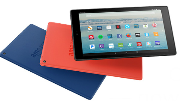 Amazon Fire HD 10 now available for $110 for Prime members