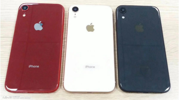 Apple iPhone XR, iPhone XS, iPhone XS Max names leaked on Apple.com