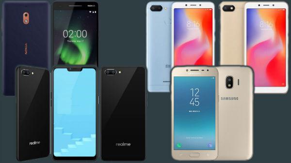 Best affordable smartphones under Rs 6,999