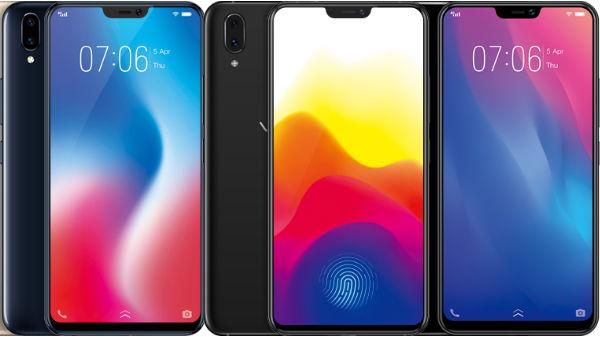 Best Vivo Notch Display smartphones to buy in India
