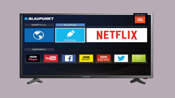 Blaupunkt joins hand with Flipkart to launch smart LED TVs in India