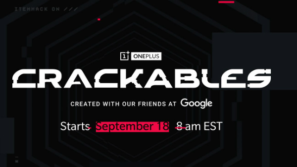 Crack a code from OnePlus and win Rs 5 lakhs and an OnePlus 6