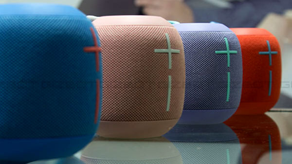 UE Wonderboom Freestyle Bluetooth speaker is perfect for travellers