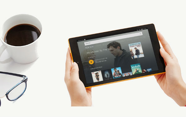 Amazon launches Fire HD 8 (2018) with Alexa support and Fire OS 6
