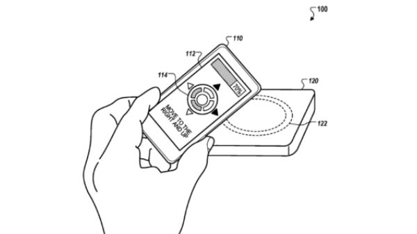 Google wins a new wireless charging tech patent