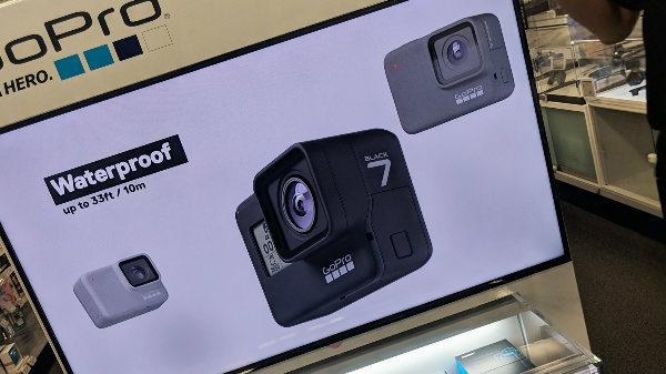 GoPro Hero 7 leak shows 'gimbal-like' stabilization feature