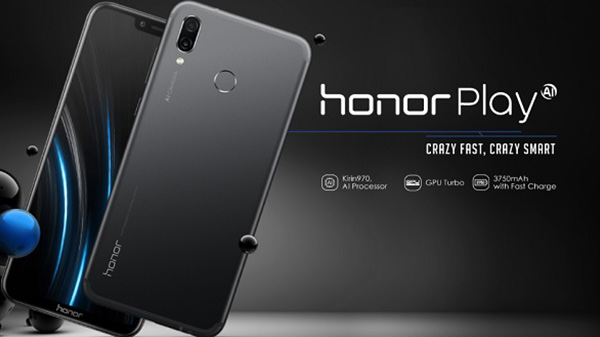 Honor Play starts receiving Beta version of Android Pie with EMUI9.0