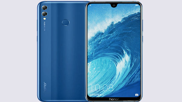 Honor 8X Max launched, features a huge 7.12-inch Full HD+ display