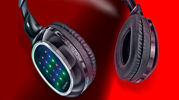 iBall launches Glitterati Bluetooth headphones for Rs 2,499