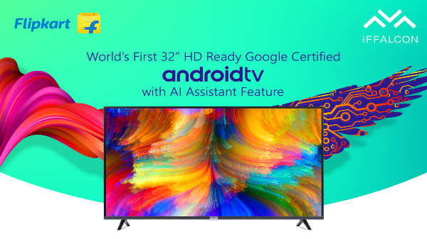 iFFALCON launches 32-inch HD-ready Android TV in India