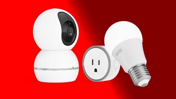 IFA 2018: Lenovo introduces smart plug, smart bulb and more