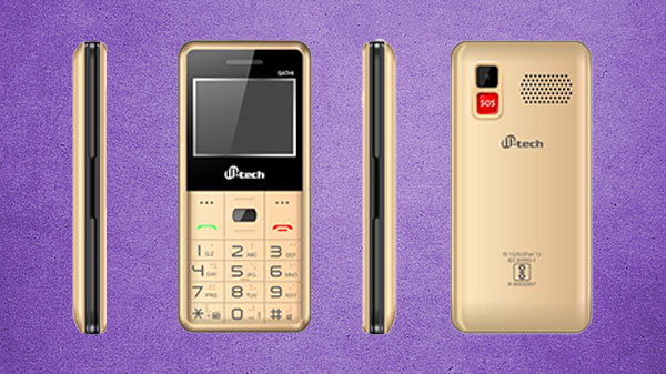 M-Tech Mobiles launches the Sathi phone for the visually impaired