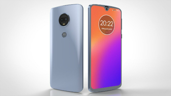 Moto G7 concept renders hint at waterdrop notch design