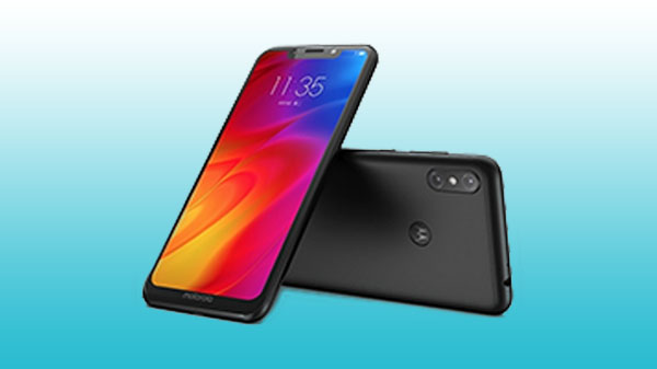 Motorola discreetly launches the P30 Note with ZUI 4.0