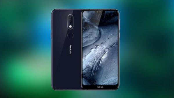 Nokia 7.1 Plus TENAA listing leaks complete specifications