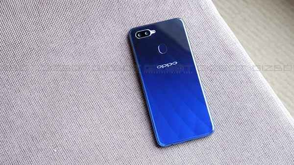 Oppo F9 Pro available at 100% cashback on Amazon