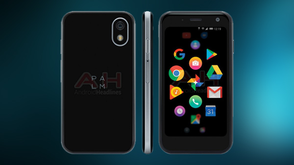 Palm smartphone renders leaked: One of the tiniest smartphones of 2018