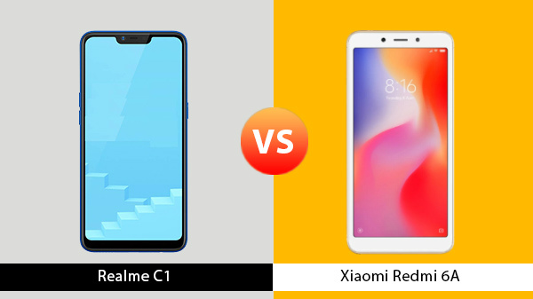 Realme C1 vs Xiaomi Redmi 6A: Budget smartphones compared