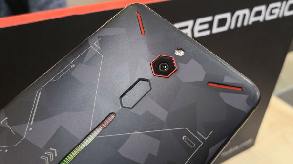 Nubia Red Magic 2 with Snapdragon 845 and shoulder buttons coming soon