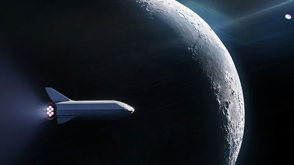 Elon Musk announces the first passenger for SpaceX's Moon trip