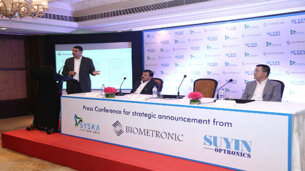 Syska to manufacture camera module, join hands with two companies