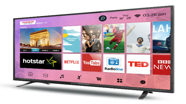 Thomson TV partners with ZEE5