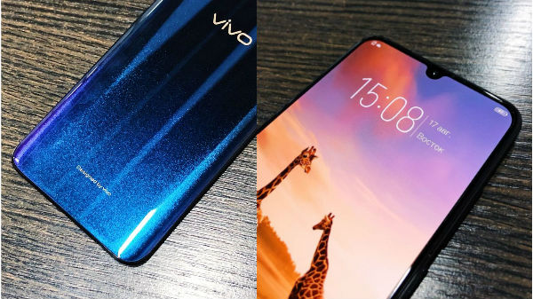 Vivo V11 Pro poster reveals the design and launch offers