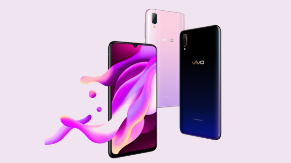 Vivo Y97 announced with waterdrop notch and dual cameras