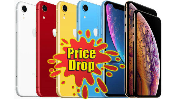 Ahead Of Apple Iphone Xs Xr Xs Max Launch Other Iphones Get Price