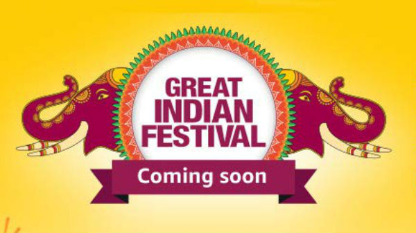 Amazon Great Indian Festival Sale 2018 to kick start from October 10
