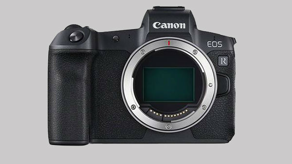 Canon to launch EOS R full-frame mirrorless camera in India on September 21