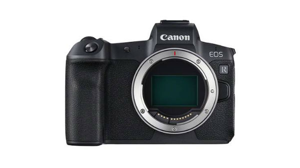 Canon launches EOS R full-frame mirroless camera with 5,655 AF points