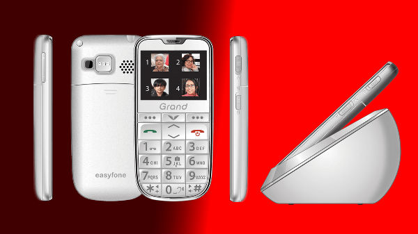 easyfone Grand Review: A perfect feature phone for senior citizens