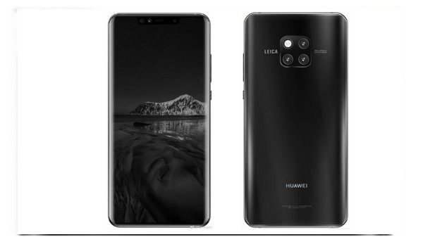 huawei mate 20 pro specifications leaked offers up to 8. Black Bedroom Furniture Sets. Home Design Ideas