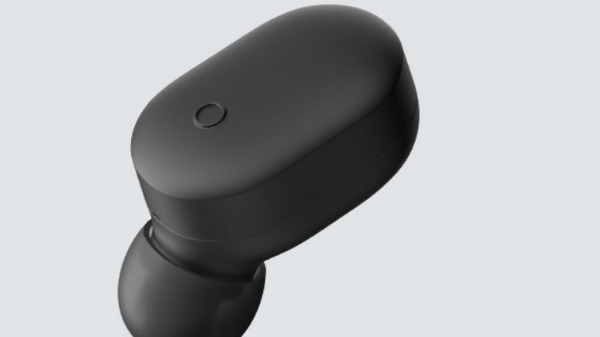 Xiaomi Bluetooth Headset Mini Officially Launched For Rs 799 The Best Looking Wireless Earbud Gizbot News
