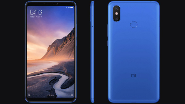 Xiaomi Mi Max 3 will be available in India soon, hints Xiaomi