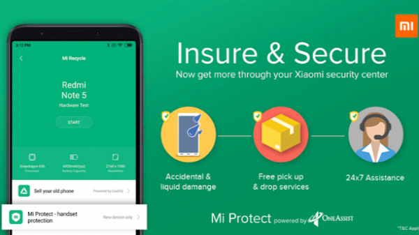 Xiaomi MIUI Security app gets Mi Protect and Mi Recycle features