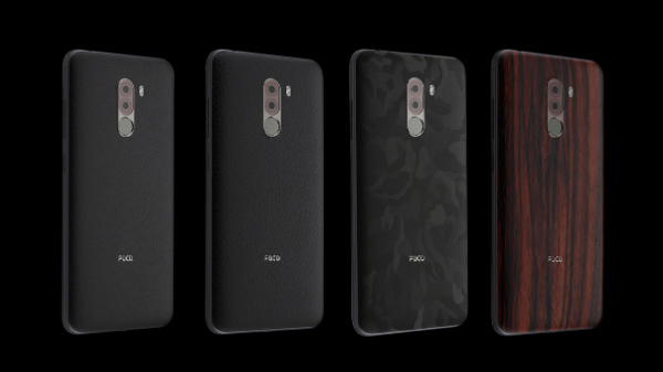 Xiaomi Poco F1 skins now available for Rs 299: How to apply?