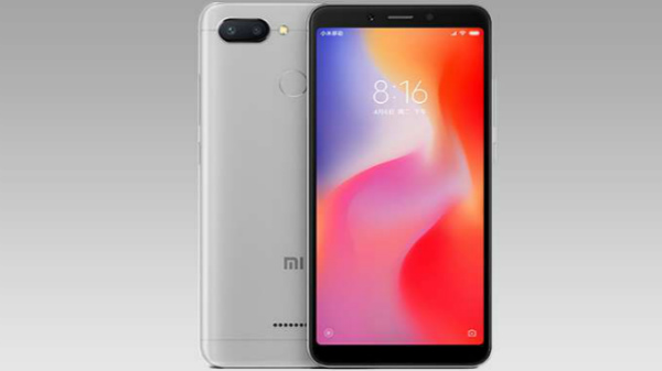Xiaomi Redmi 6 first flash sale in India today at 12 PM