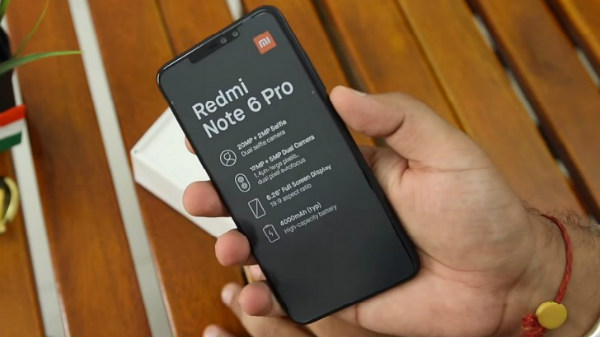 Xiaomi Redmi Note 6 Pro hands-on video confirms quad cameras and more