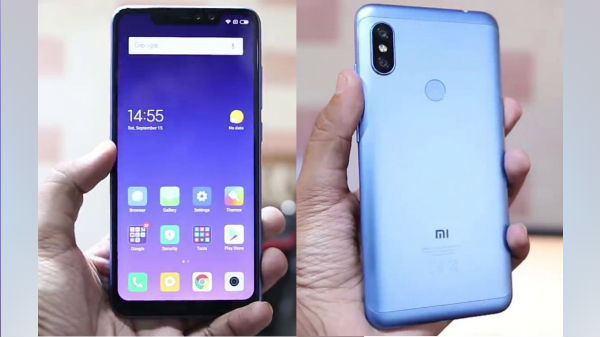 Xiaomi Redmi Note 6 Pro hands-on video leak; up for preorder in China