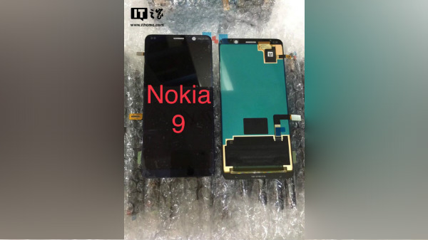 Nokia 9 and Nokia X7 display panels leak and there's no notch