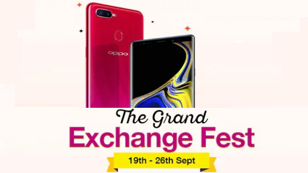 Paytm Exchange Fest: Get cashback offers on Vivo V11 Pro, Oppo F9 Pro, Redmi Note 5 Pro and more