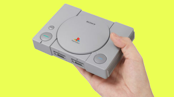 Sony announced PlayStation Classic mini with 20-pre-loaded games and more