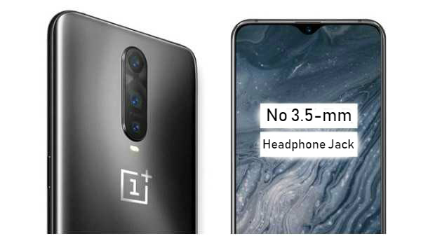 Sorry folks, no 3.5 mm headphone jack on the OnePlus 6T