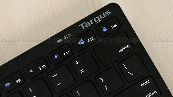 Targus KB55 review: The all-in-one compact Bluetooth keyboard