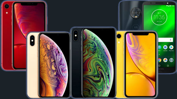 Week 36, 2018 launch round-up: Oppo F9, iPhone XS Max, XR and more