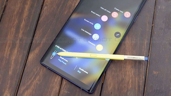 Samsung might put a 6.6-inch display on the Galaxy Note 10